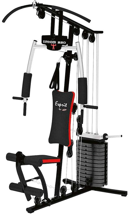 esprit expander 220 home gym instructions