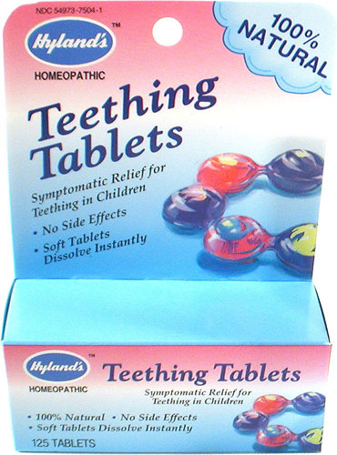 Hylands Teething Tablets Reviews - ProductReview.com.au