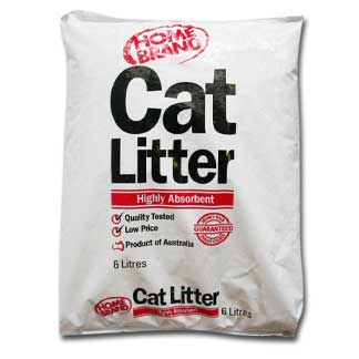 Homebrand Cat Litter Reviews