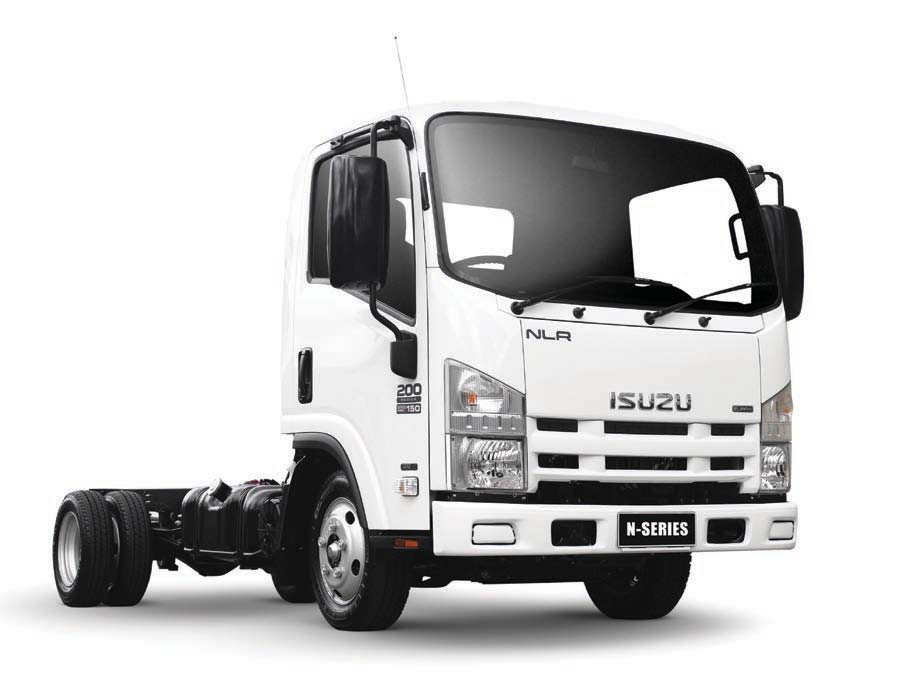 Isuzu N Series Reviews - ProductReview.com.au