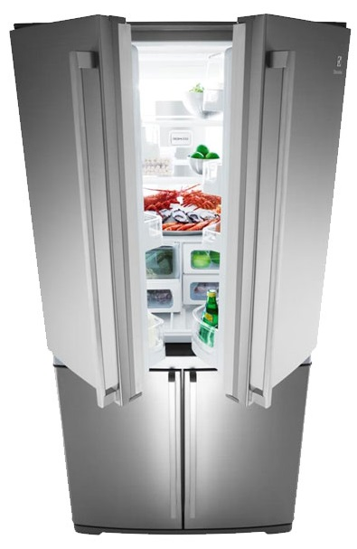 620L Electrolux 4 Door Fridge EQE6207SD Reviewed by ...