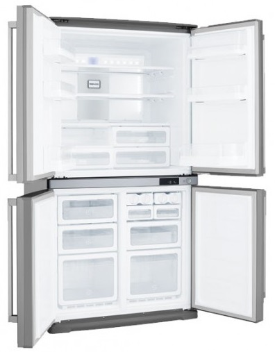 EQE6207SD French Door Refrigeration Review - NPR