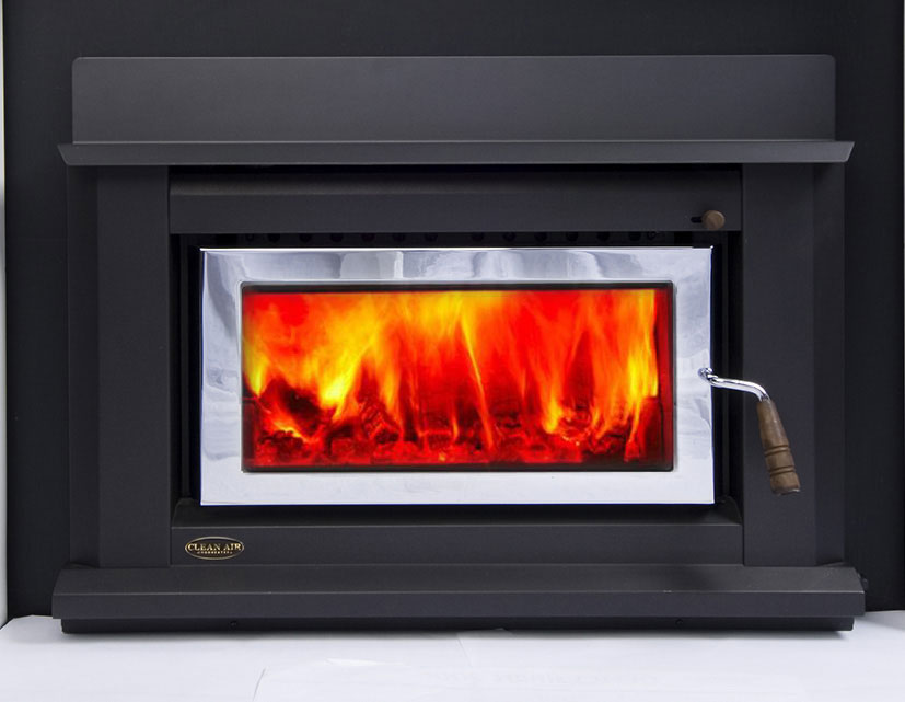 Clean Air Premium Fireplace Inserts Reviews