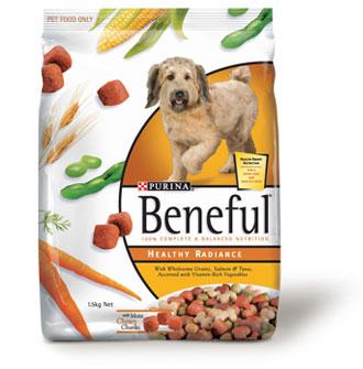 Is Beneful Healthy Radiance A Good Dog Food
