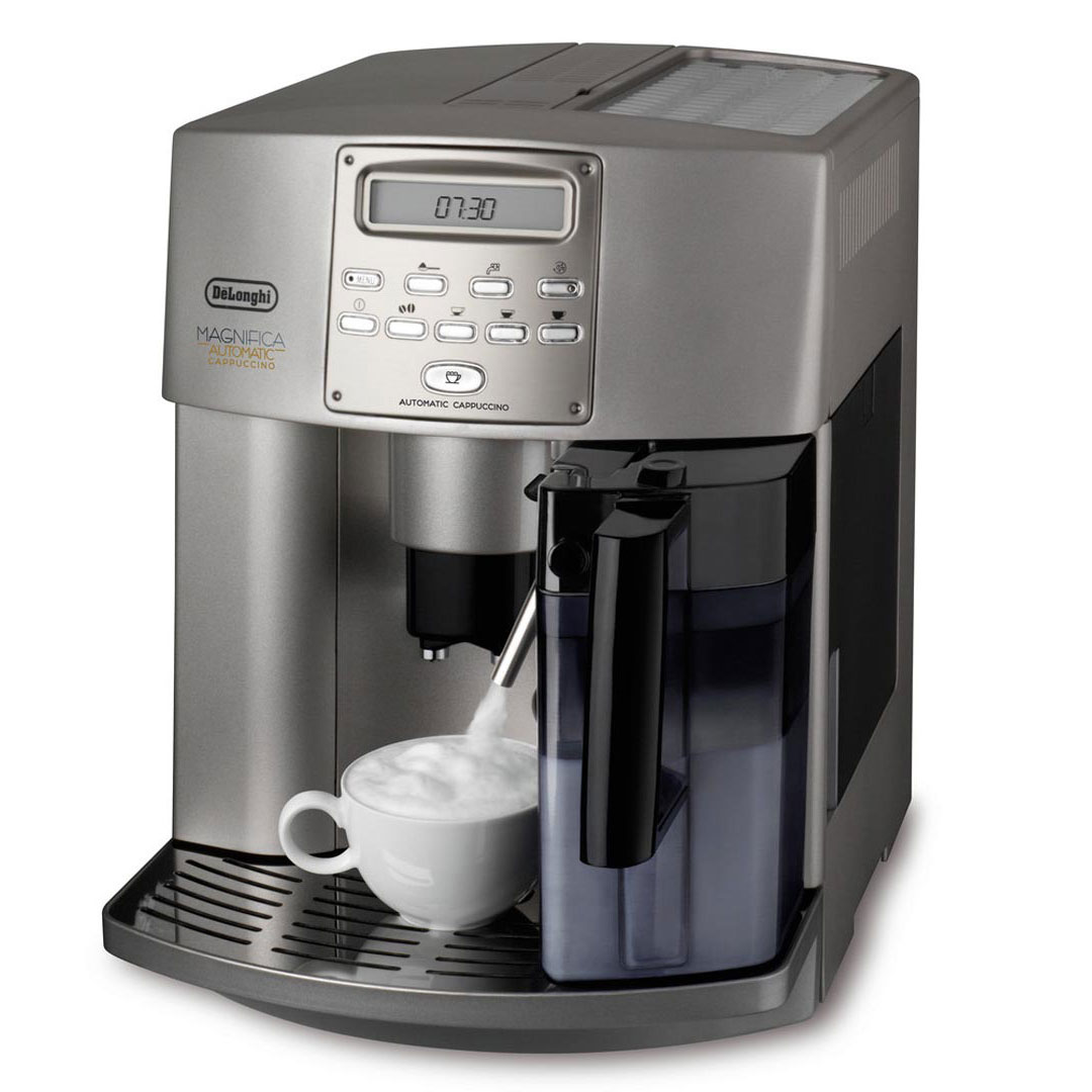 Delonghi Coffee Maker In Ksa : DeLonghi Magnifica ESAM3500/3400 Reviews - ProductReview.com.au
