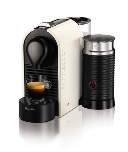 Breville Coffee Maker Accessories : Breville Nespresso UMilk BEC300MW Reviews - ProductReview.com.au