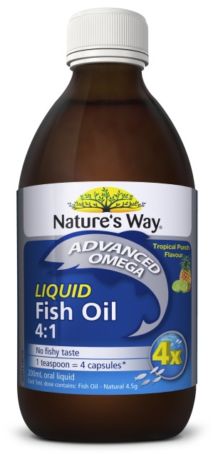 Nature 39 s way liquid fish oil reviews for Fish oil good or bad