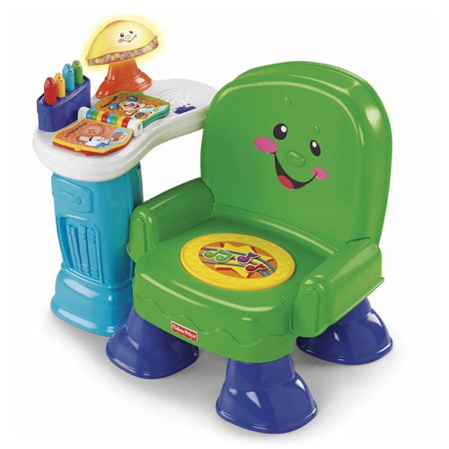 Image Gallery laugh and learn chair