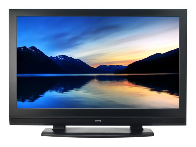 soniq qsp425t 42 plasma tv with hd tv tuner version. Black Bedroom Furniture Sets. Home Design Ideas