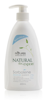 Natures Organics Sorbolene Review