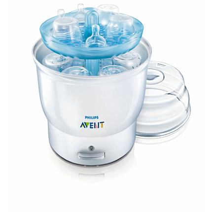 Philips Avent Electric Steam Steriliser Scf274 26 Reviews