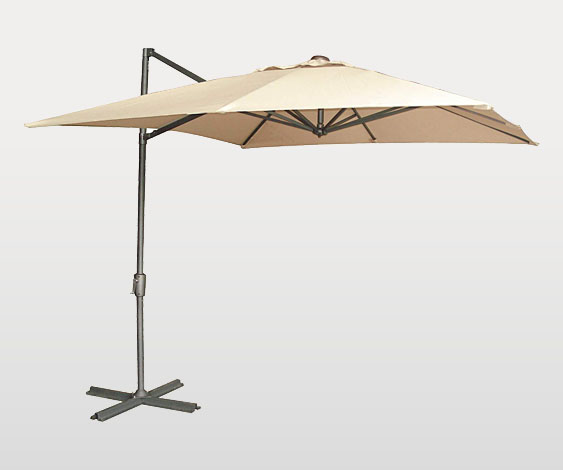Barbeques omega 2 5 square cantilever umbrella reviews for Best outdoor umbrellas reviews