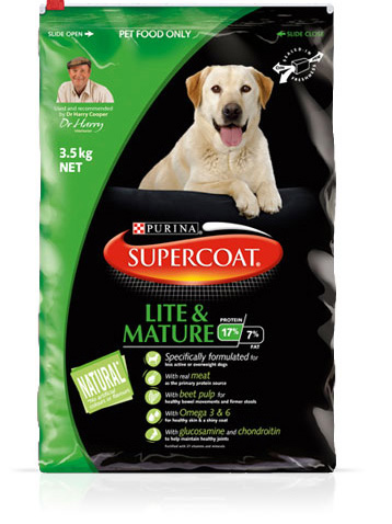 Is Supercoat A Good Dog Food