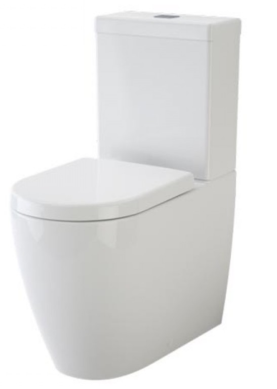 Caroma Urbane Cleanflush Toilet Suite Reviews