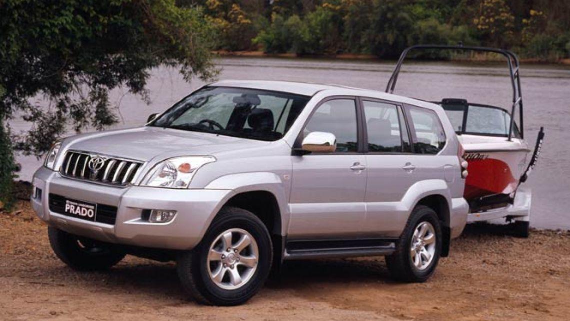 Toyota Prado J120 (2002-2009) Reviews - ProductReview.com.au