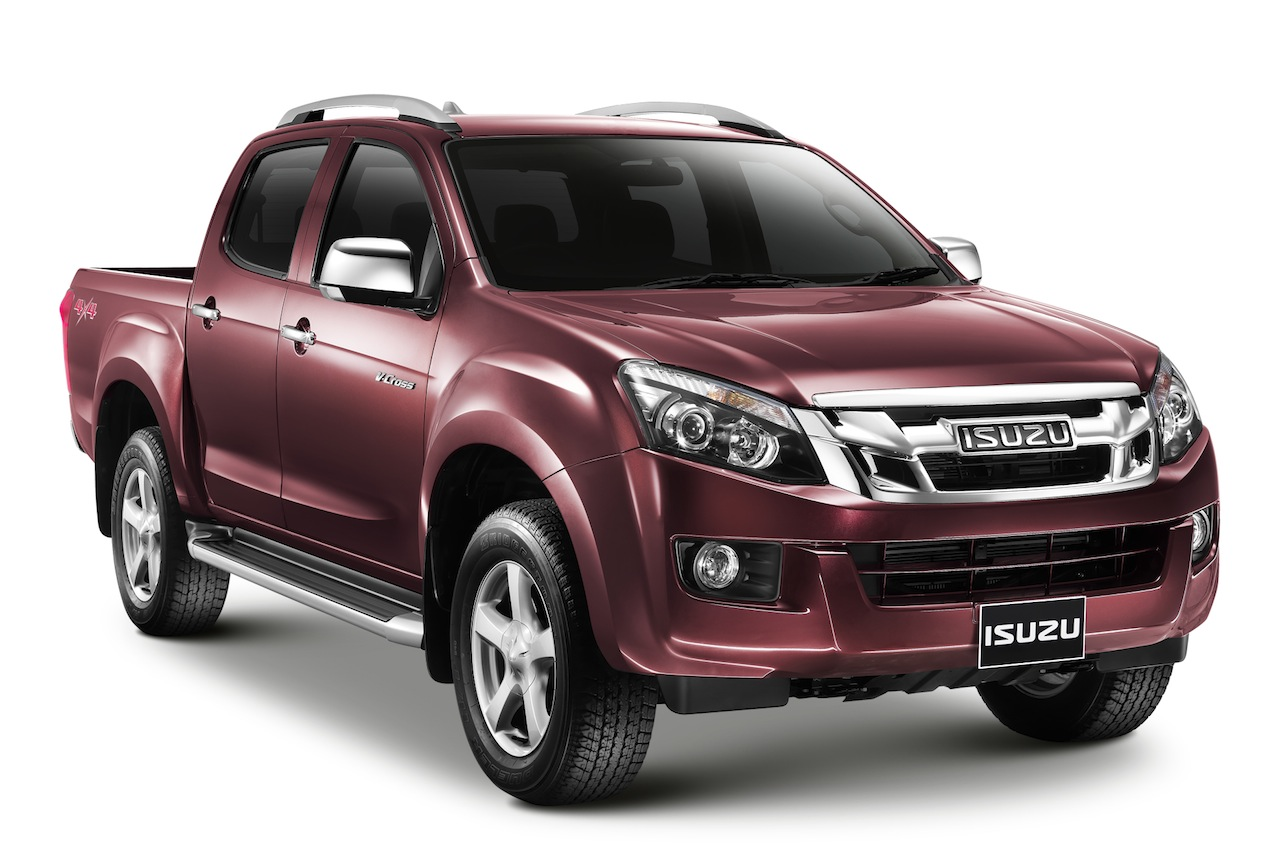 D Max Exhibition Models : Isuzu d max reviews productreview