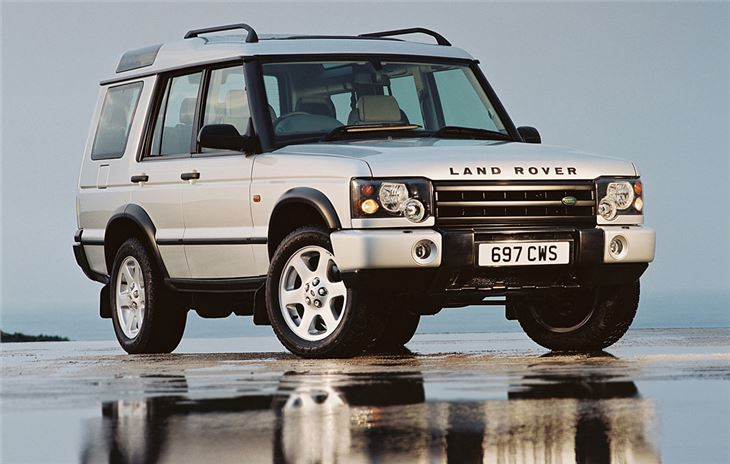 Land Rover Discovery 2 1998 2004 Reviews Productreview