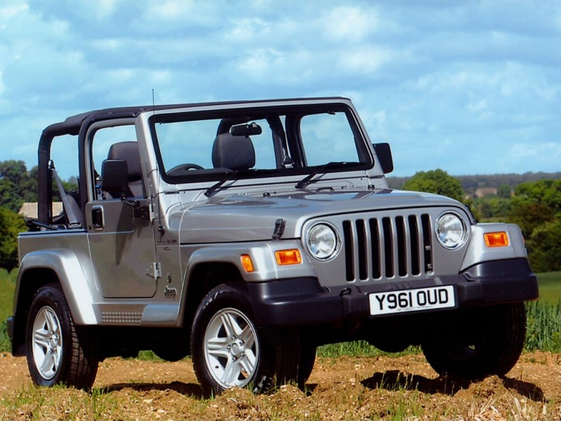 Jeep Wrangler TJ (19972006) Reviews  ProductReviewcomau