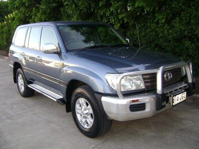 1998 2007 Toyota Landcruiser 100 Series Reviews