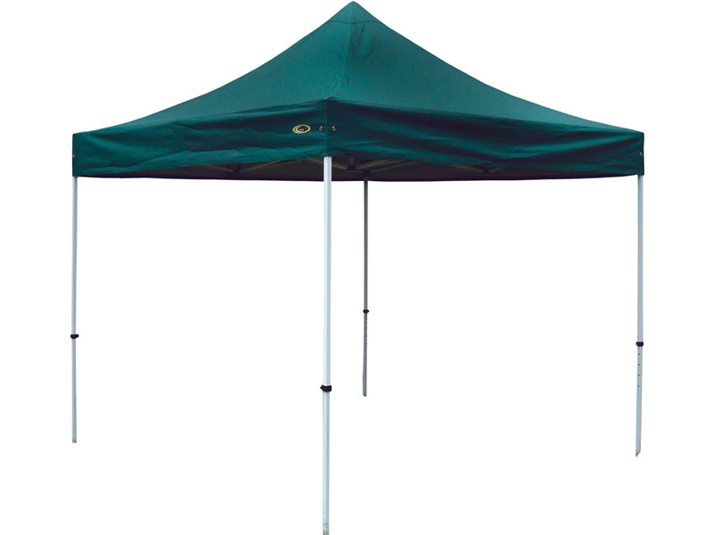 Outdoor connection premier gazebo reviews productreview for Garden shed 3x3