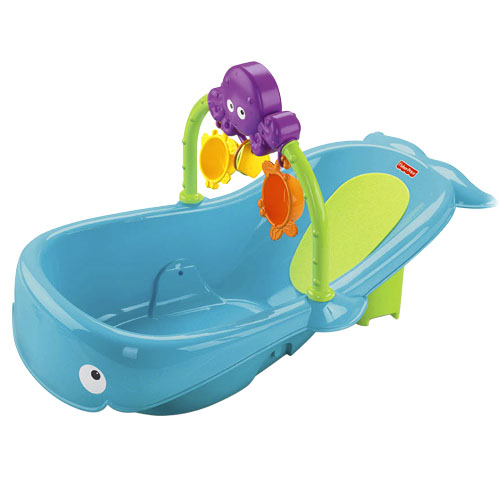 fisher price precious planet whale of a playtub v3392 reviews. Black Bedroom Furniture Sets. Home Design Ideas