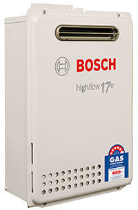 Bosch highflow 26e pilot light