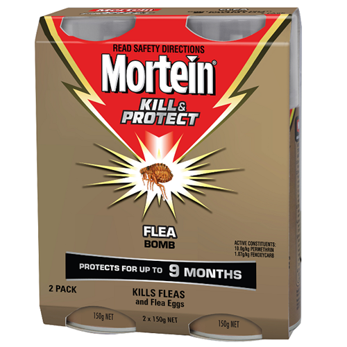 Do Mortein Bombs Kill Bed Bugs
