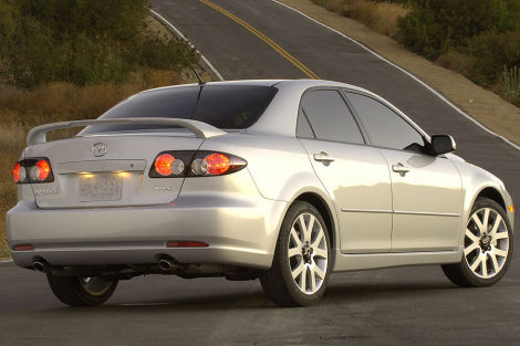 Mazda 6 Gg Gy 2002 2007 Reviews Productreview Com Au