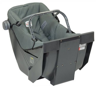 Image result for safe and sound capsule grey britax