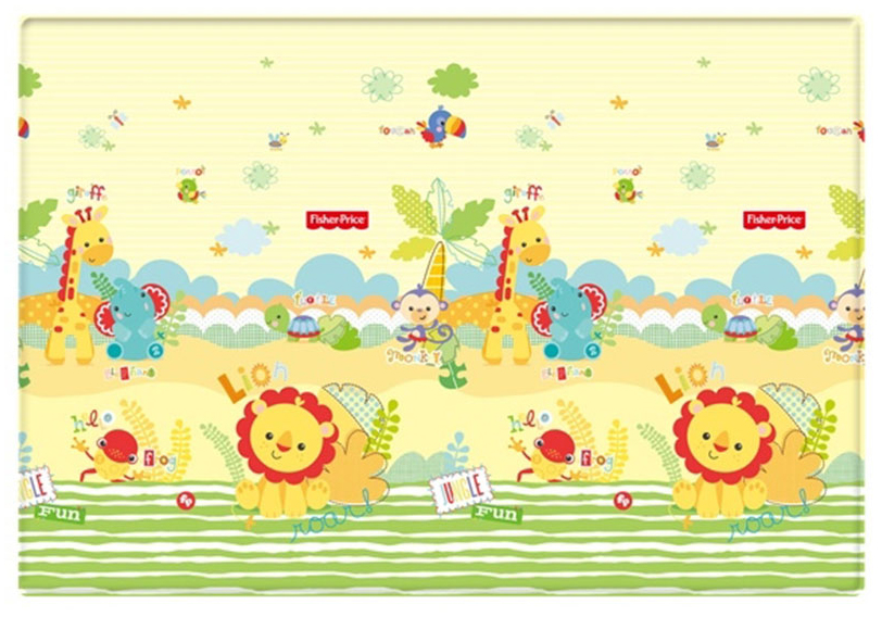 Fisher-Price Jungle Fun Play Mat Reviews - ProductReview.com.au