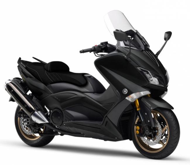 Yamaha Tmax Review