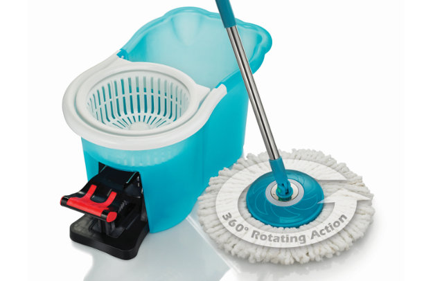 how to clean a mop after use