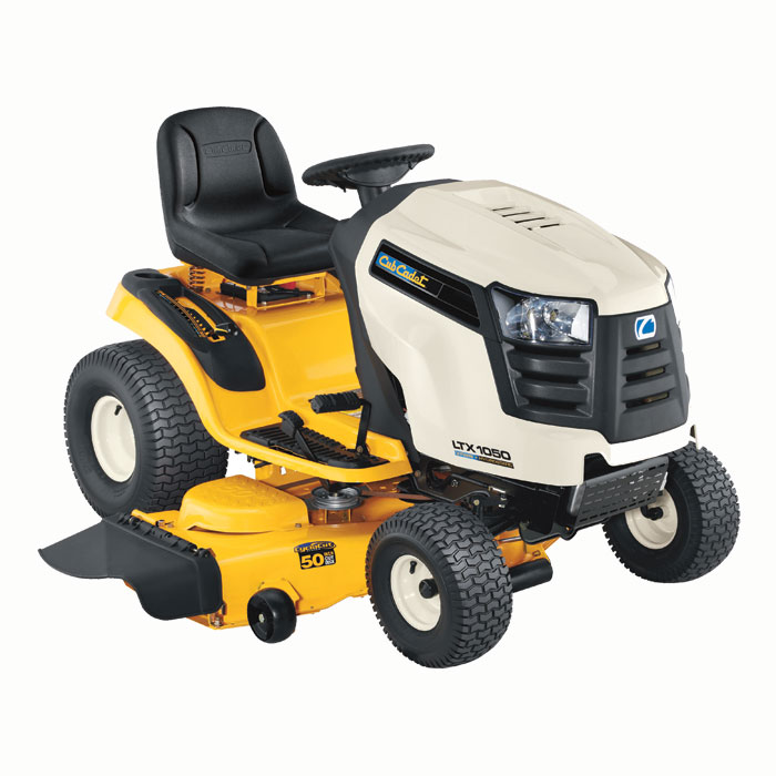 Cub Cadet Lawn Mowers Dealers : Cub cadet series ride on mowers reviews