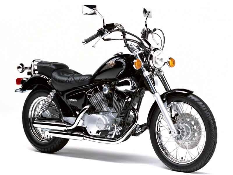 Yamaha Virago  Repair Manual