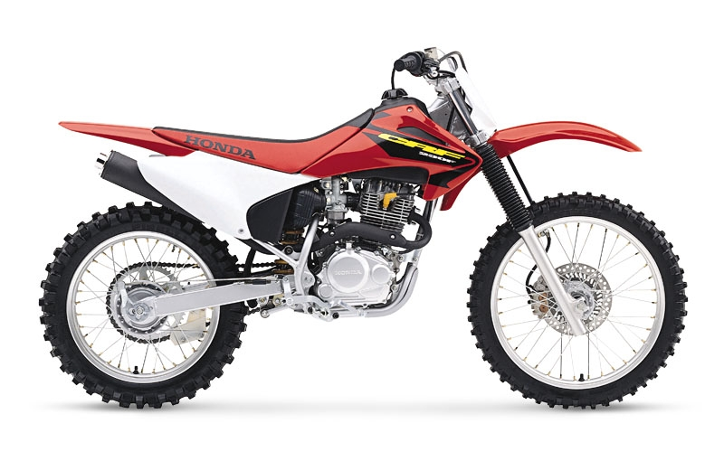 Honda crf230f reviews for Ecksofa 230 x 230