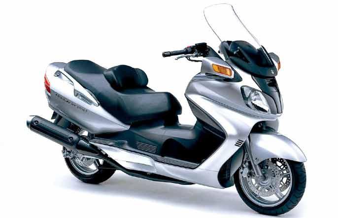 Suzuki Burgman Cc Scooter Reviews