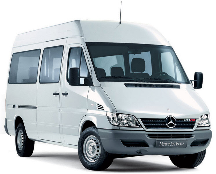 15 Seater Van >> Mercedes-Benz Sprinter Reviews - ProductReview.com.au