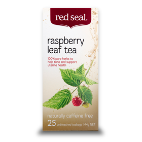 Raspberry leaf tea taste