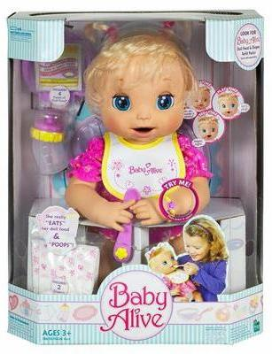 Baby Alive Doll Reviews Productreview Com Au