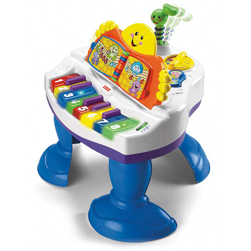 Fisher-Price Laugh & Learn Baby Grand Piano - kohls.com