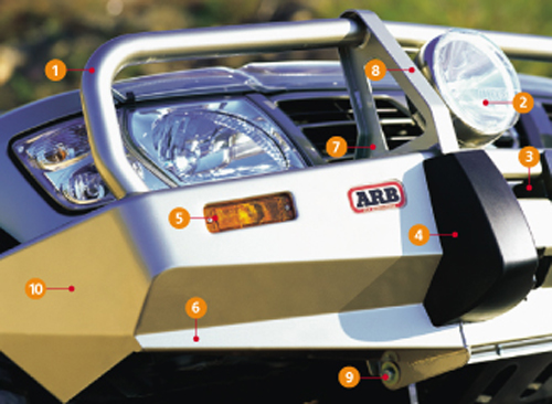 Arb Deluxe Bull Bars Reviews Productreview Com Au