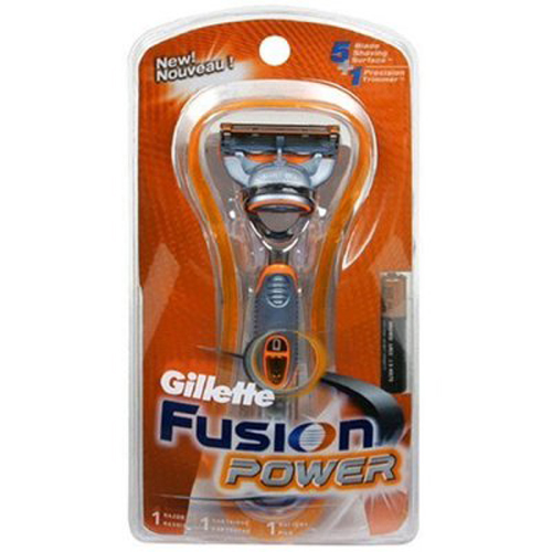 Gillette Fusion Power Reviews - ProductReview.com.au