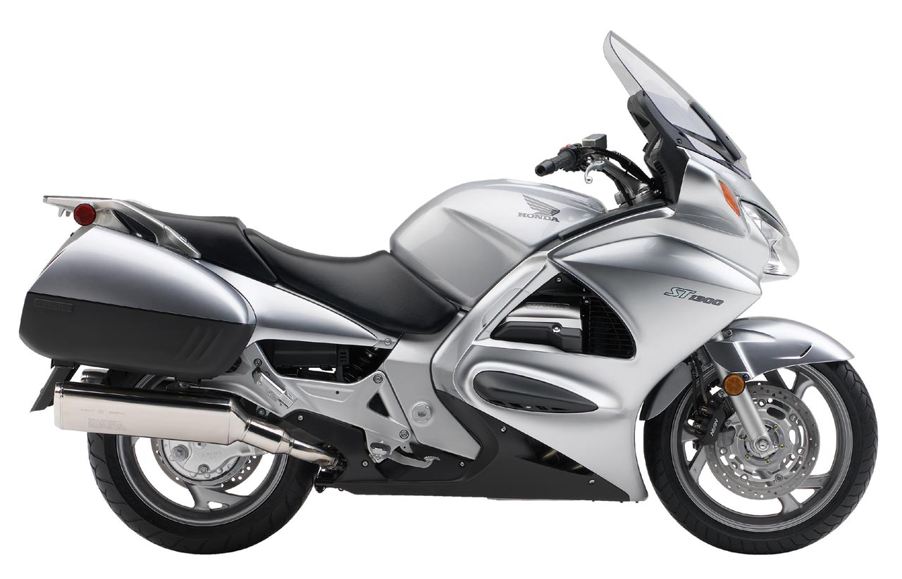 St1300 Honda Review Honda St1300 Abs Reviews