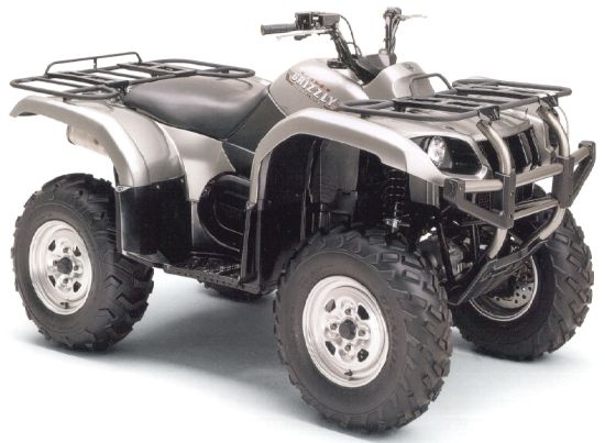 yamaha grizzly 660 auto 4x4 reviews