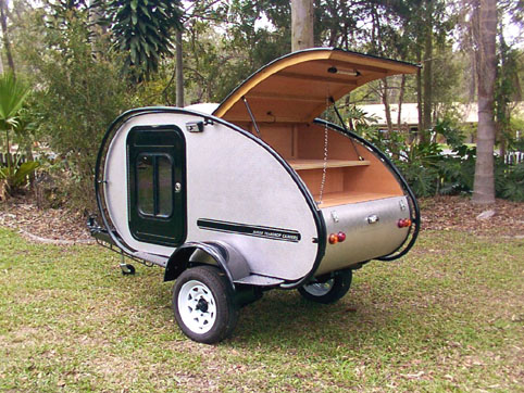 Wonderful Off Road Teardrop Trailers Makes And Models Available  Savage Camper