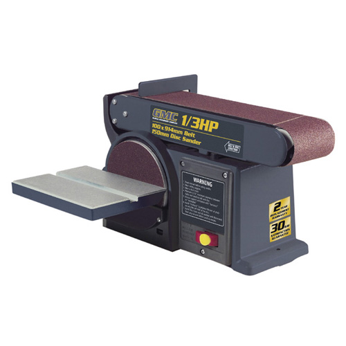 Gmc belt sander bunnings