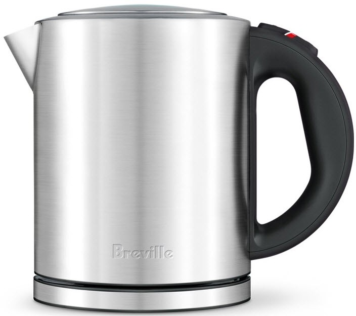 Quiet Electric Kettle Reviews: Breville Compact Kettle BKE320 Reviews