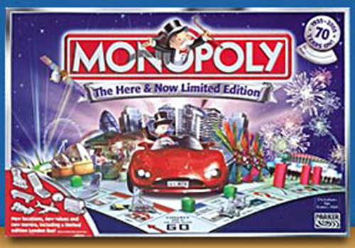 here and now monopoly