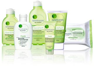 Garnier Clean & Fresh Reviews - ProductReview.com.au Garnier Skin Products