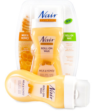 Nair Salon Divine Milk Amp Honey Roll On Wax Reviews
